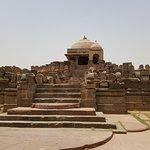 temple hindou juste a cote