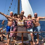 Great fun on a half day Venue Cruise Paphos