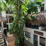 Hotel en el centro de Playa del Carmen