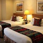 Comfortable Double Queen Guestroom