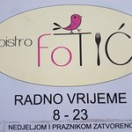 Фотография Bistro Fotic