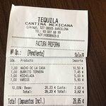 Photo de Tequila Cantina Mexicana - Arago