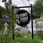 Foto van Flying Fish Cafe