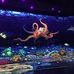 Photo of Glowing Rooms 3D Schwarzlicht Minigolf