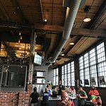 Foto van Steam Whistle Brewery