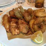 fritto misto (rabbit)