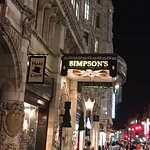Photo of Simpson's in The Strand