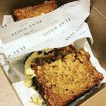 A cake-away take-away