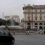 Foto van Piazza della Repubblica