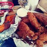 Mahi-Mahi and Chicken Tenders