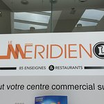 Le Méridien à Ibos : 85 enseignes et restaurants