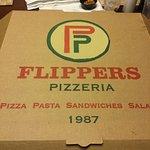 Foto de Flippers Pizza