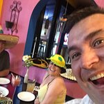 Fun times with Andres and great food!!!