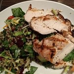 Superfood Salad with Charcoaled Chicken