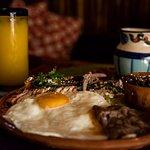 Desayuno de La Perla