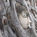 Ayutthaya Ruins Foto