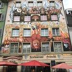 صورة فوتوغرافية لـ Old Town Lucerne