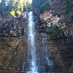 صورة فوتوغرافية لـ St. Mary Falls