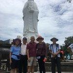 Lady Buddha Statue on Son Tra Peninsula