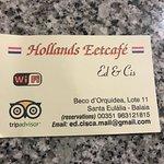 Foto van Hollands Eetcafe Ed & Cis