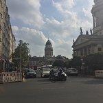 Eindrücke des Gendarmenmarktes vom 7.09.18:)