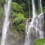 Sekumpul Waterfall, North Bali.