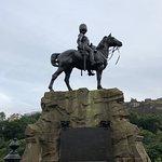 Foto van Royal Scots Greys Monument