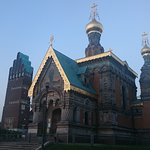 The old Russian chapel.
