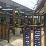 Pirir Pirie's Restaurant Bar Diani. Exterior