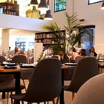 Interior - Restaurante Theatro