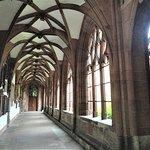 Gorgeous cloister