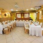 """Кафе """"Мастер Вкуса""""  это идеальное место для проведения свадебных торжеств, товарищеских встреч,"""