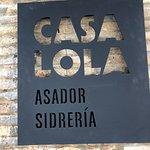 Foto van Casa Lola Asador