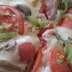 Foto van Nikos Pizza Restaurant