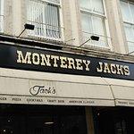 Outside view of Monterey Jacks