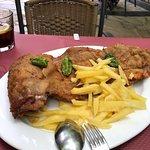 Restaurante Sidreria Casa El Rubiu Foto