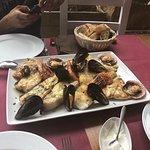 restaurante rincón gallego Foto