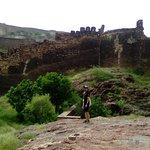The fort at Jodhpur