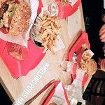 Фотография Melting Potes -Burger -