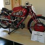 Billede af Museum Moto Guzzi