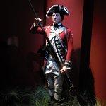 Revolutionary War clothing British