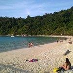 Perhentian Besar, spiaggia PIR, la più bella