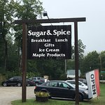 Maple Sugar & Vermont Spice!
