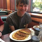 """The name """"House of Pancakes"""" lived up to the title according to this 16 yr old!"""