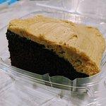 Chocolate Fudge Cake with PB Icing!