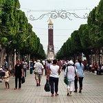 صورة فوتوغرافية لـ Clock Tower
