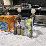 Our soda fountain!