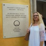 Photo of Mozart's Birthplace