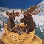 Foto de Mangy Moose Restaurant and Saloon