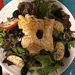 Local portuguesa Cod dish
